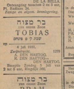 26 juni 1931 Nieuw Israelietisch Weekblad