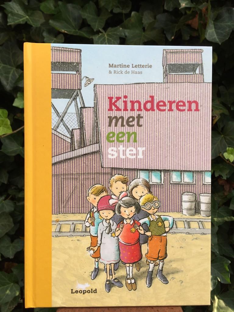 Kinderen met een ster - Martine Letterie